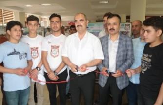 Kahramanmaraş'ta Bilim Fuarı Açıldı