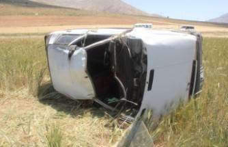Kahramanmaraş'ta Otomobil Devrildi: 5 Yaralı
