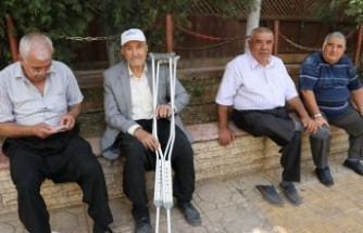 Kahramanmaraş'ta '65 Yaş' Kuyruğu
