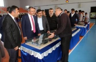 Göksun'da Çanakkale Müzesi Açıldı