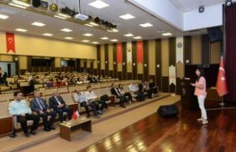 KSÜ'de Farkındalık Eğitimi Verildi