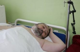 Hasta Yatağında Siri İle Hayata Tutunuyor