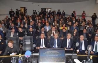 """""""EXPO 2023"""" Çalışmaları İş Dünyasıyla Paylaşıldı"""