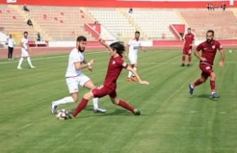 Kahramanmaraşspor: 3 - Bandırmaspor: 3