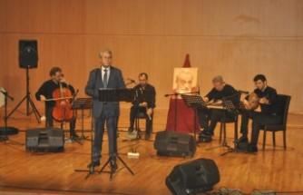 Necip Fazıl'ın Eserlerinden Oluşan Konser Verildi