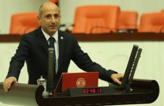 CHP'li Öztunç; Eskalen Tüneli Neden Kapalı?