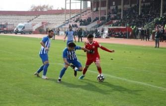 Kahramanmaraşspor: 0 - Ergene Velimeşespor: 4