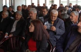 Afşin'de Çiftçiler Tarım Sigortası Hakkında Bilgilendirildi