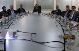 Türkiye Adalet Akademisi Danışma Kurulu Toplantısı