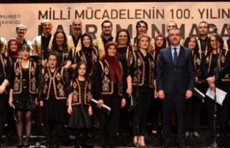 Kurtuluşun 100. Yılında Türk Halk Müziği Etkinliği