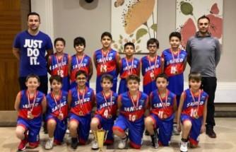 SANKO Okulları 2020 Winter Cup Basketbol Şampiyonu