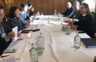 Ticaret Bakanı Pekcan'dan Davos Mesajı; Türkiye Fırsatlar Ülkesi