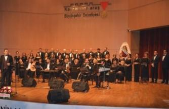 Türk Sanat Müziği Konseri Dinleyenleri Mest Etti