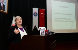 Canan Karatay Kahramanmaraş'a Ziyaret Etti