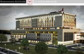Kahramanmaraş'a 300 Yataklı Kadın Doğum ve Çocuk Hastanesi Yapılıyor