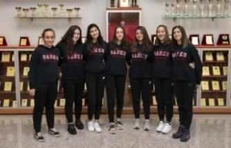 SANKO Kız Basketbol Takımı Türkiye Yarı Finallerinde
