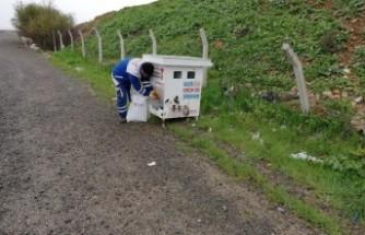 Büyükşehir Belediyesi Sokak Hayvanlarını da Koronavirüsten Korumaya Çalışıyor