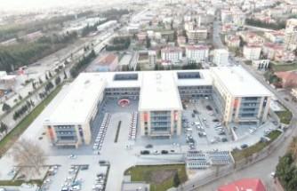 """Kahramanmaraş Emniyet Müdürlüğünün Tanıtım Filminde """"Evde Kal"""" Mesajı"""