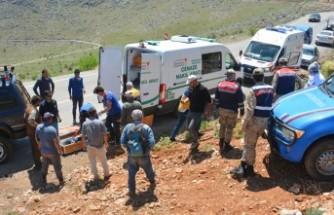 Mantar Toplamaya Gittiği Dağda Kaybolan Kişinin Cesedi Bulundu