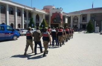 Afşin'de Hayvan Hırsızları Suçüstü Yakalandı