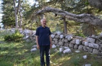 Andırın'da Bulunan Sur Duvarı Kalıntılarında İnceleme Yapıldı