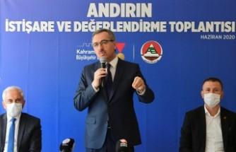 Büyükşehirden Andırın'a 46 Milyon Liralık Yatırım