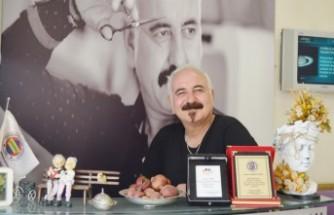 Ahmet Taze, Meslekte 50. Yılın Gururunu Yaşıyor