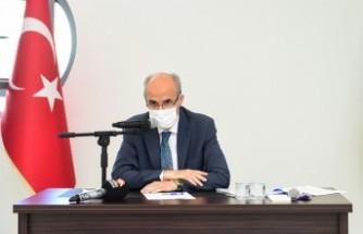 Dulkadiroğlu Kamu Külliyesi'nde İlk Meclis Yapıldı