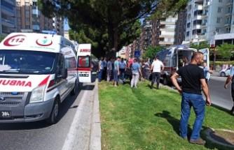 Kahramanmaraş'ta Motosiklet Yayaya Çarptı, 2 Ölü