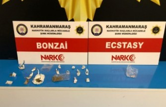 Kahramanmaraş'ta Uyuşturucu Satarken Yakalanan 8 Kişi Tutuklandı
