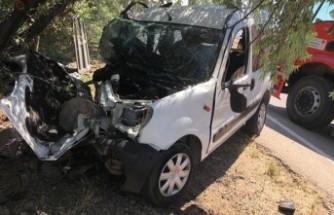 Kahramanmaraş'ta Feci Kaza, 1 ölü 3 yaralı