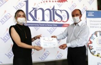 KMTSO'da İhracat Satış Kampı Danışmanlık Programı Düzenlendi