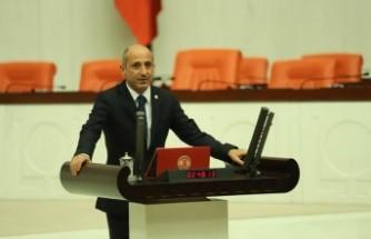 Öztunç, Çağlayancerit'in Sulama Sorunu Meclis Gündemine Getirdi!