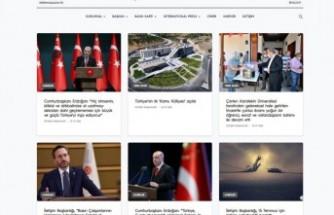 Cumhurbaşkanlığı İletişim Başkanlığı'ndan Dulkadiroğlu Kamu Külliyesi Tanıtımı