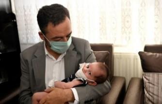 Elbistan'da Doğan Her Bebeğe Altın Uygulaması Başlatıldı