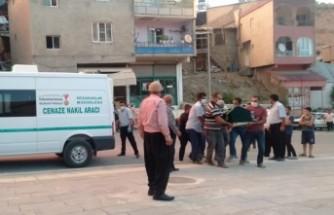 Kahramanmaraş'ta Eşi Tarafından Öldürülen Kadın Toprağa Verildi