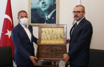 Kervancıoğlu, Ankara'ya Çıkartma Yaptı