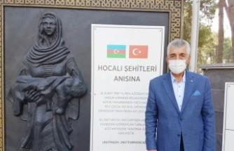 Başkan Kolutek: Karabağ Türk'ündür, Öyle de Kalacaktır