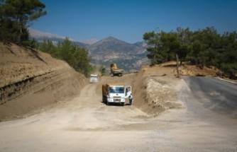 Dulkadiroğlu Belediyesi, Bertiz Bölgesinin Yol Standardını Yükseltiyor
