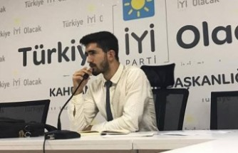 İYİ Parti İl Gençlik Kolları Başkanlığına Ceren Atandı
