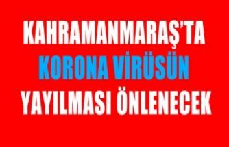Kahramanmaraş'ta Karantina İhlali Yapanlar Yurtlara Yerleştirilecek