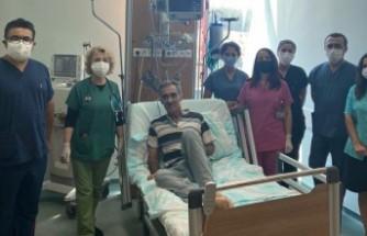 Korona Virüsü Yendi, Hayata ikinci Kez Tutundu