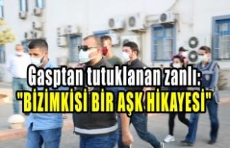Kahramanmaraş'ta 3 Gaspçı Yakalandı