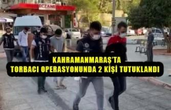 Torbacı Operasyonunda 2 Kişi Tutuklandı