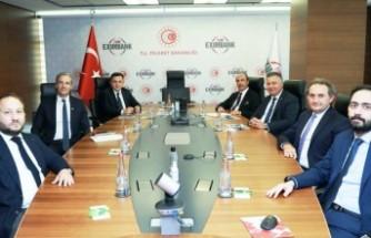 Türk Eximbank Kahramanmaraş Şubesi Açılıyor