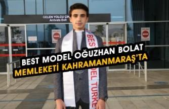 Best Model Oğuzhan Bolat: Hedefim Oyunculuk