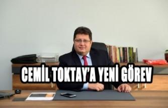 Cemil Toktay'a Yeni Görev