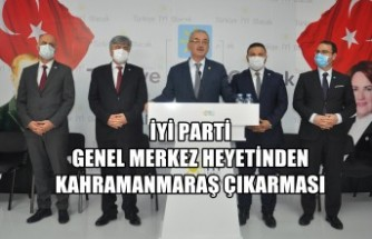 İYİ Partili Tatlıoğlu; Önce Mevcut  Anayasa'ya Uysunlar