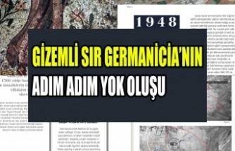 Gizemli Sır Germanicia'nın Adım Adım Yok Oluşu