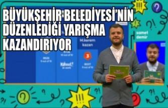Kahramanmaraş Büyükşehir Belediyesi'nin Düzenlediği Yarışma Kazandırıyor
